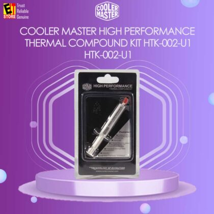 COOLER MASTER HIGH PERFORMANCE THERMAL COMPOUND KIT HTK-002-U1